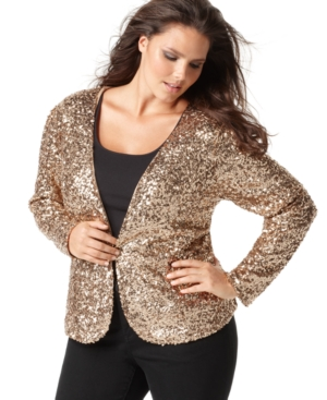 Sequin Jackets – Jackets