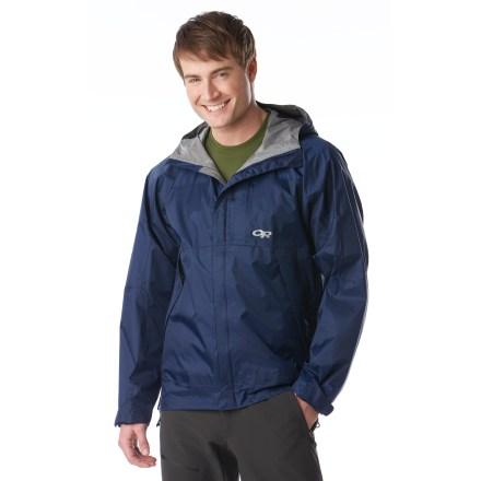 Rain Jacket for Men