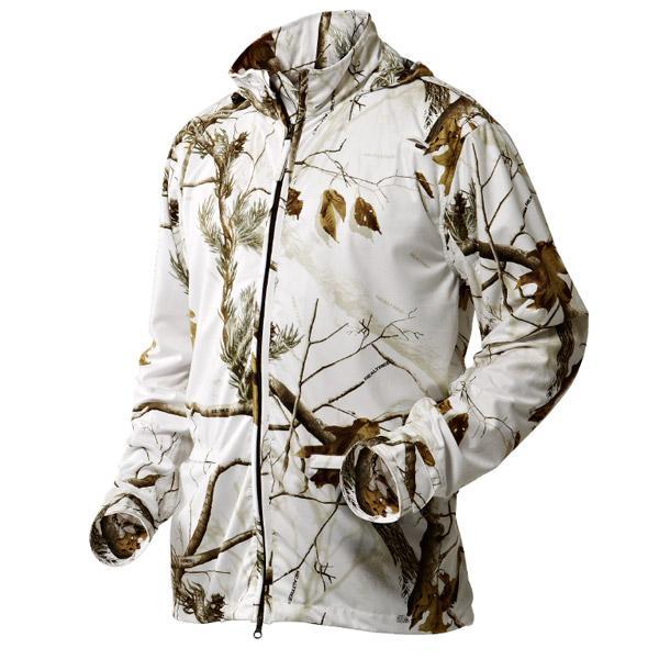 Military Snow Camo Jacket