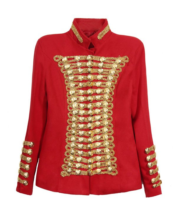 red military jackets � jackets