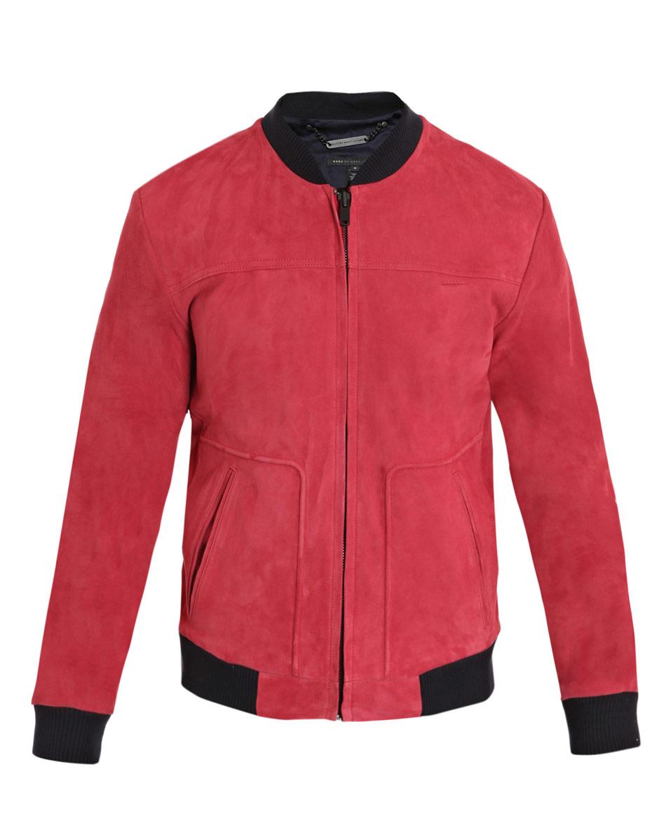 Faux Leather Fringe Jacket
