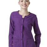 Scrub Jackets for Women