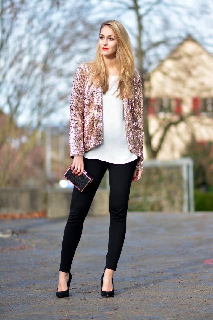 Sequin Jackets Jackets