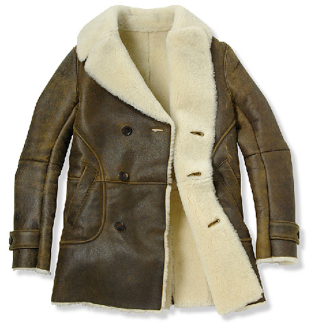 Leather Bomber Jackets For Men