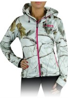 Snow Camo Jacket Womens