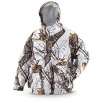 Snow Camouflage Jacket