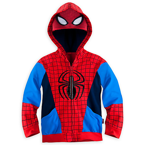 Spiderman sweatjacke
