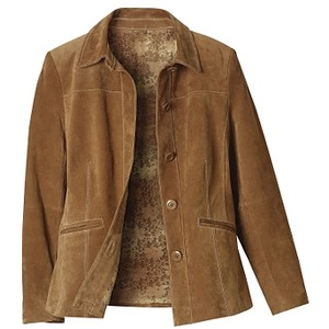 Suede Jackets Womens Photo Album - Reikian