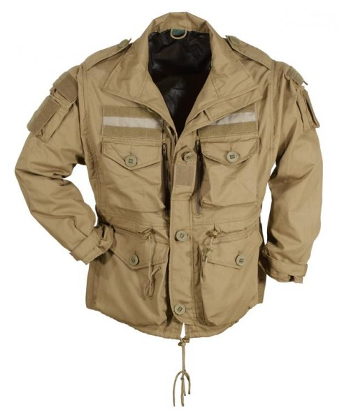 Jean Jacket With Cloth Sleeves