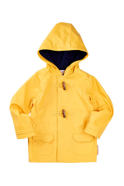 Featuring a range of stylish and unique staples for both baby boys and baby girls, our collection includes traditional duffle coats for wrapping up warm, lightweight denim jackets for a contemporary look, practical raincoats to protect from a downpour and much more.
