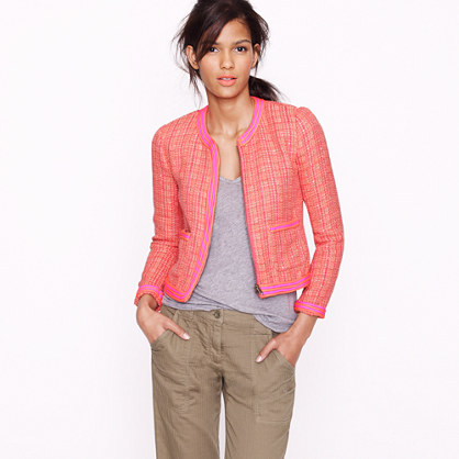 Tweed Jackets – Jackets