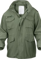 Vintage Military Jackets for Men