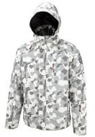 White Camo Jacket