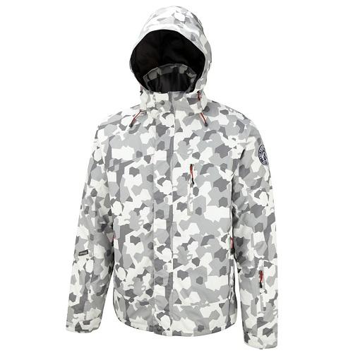 White Camo Jackets Jackets