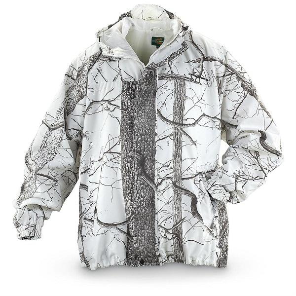 Snow Clothing Men White Jackets