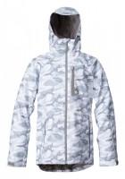 White Camo Snowboard Jacket