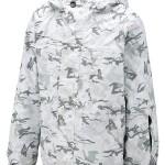 White Camouflage Jacket