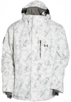 White Digital Camo Jacket