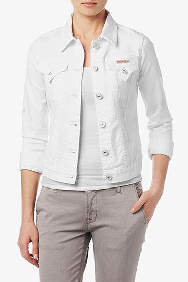 White Jean Jackets