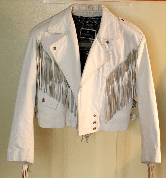 Fringe Jackets Jackets