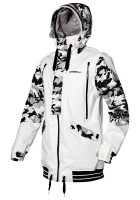 Winter Camo Snowboard Jacket