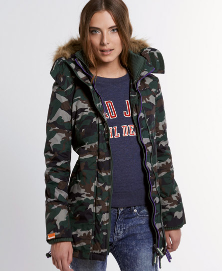 New MA1 Camouflage Jacket Army Womens Military Bomber ...  |Camo Jackets For Women