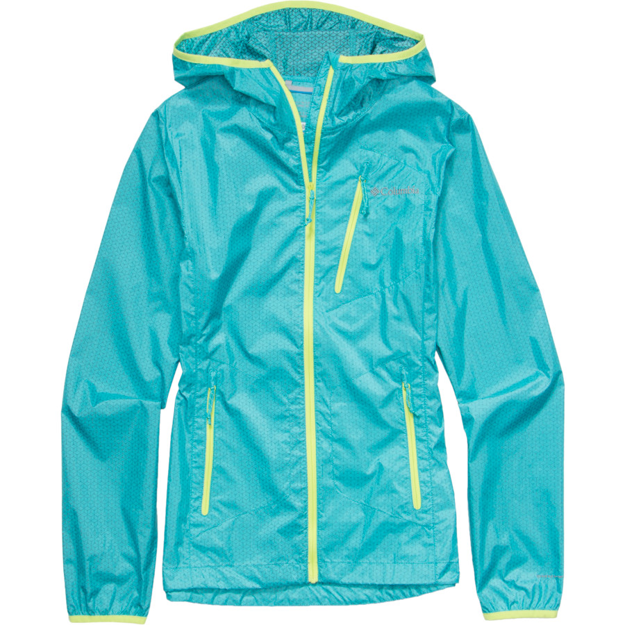 Womens Windbreaker Jackets With Hood - JacketIn