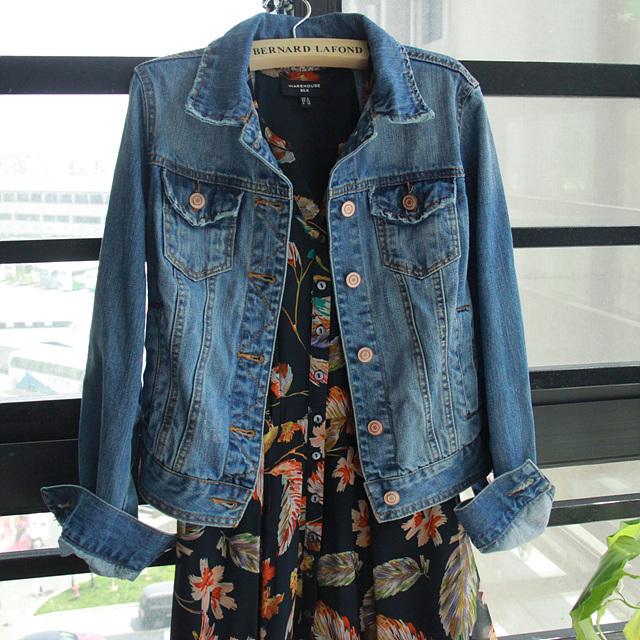 Blue Jean Jackets Jackets