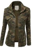 Womens Camo Jackets