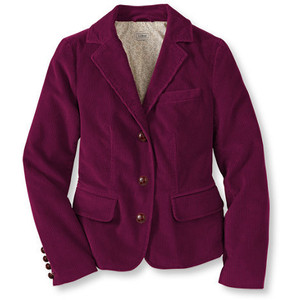 Womens Corduroy Jacket