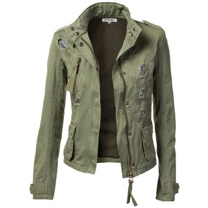Shop for olive military jacket women online at Target. Free shipping on purchases over $35 and save 5% every day with your Target REDcard.