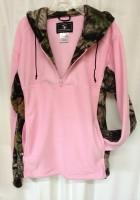 Womens Pink Camo Jacket