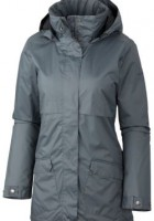Womens Plus Size Rain Jacket
