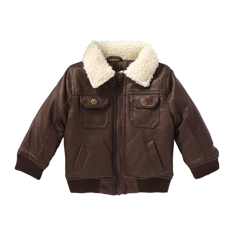 Infant Coats Keep little ones cozy and content by purchasing a few infant coats. Available for both boys and girls, these coats are warm and feature appealing designs.