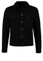 Black Denim Jacket Men