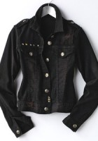 Black Denim Jackets