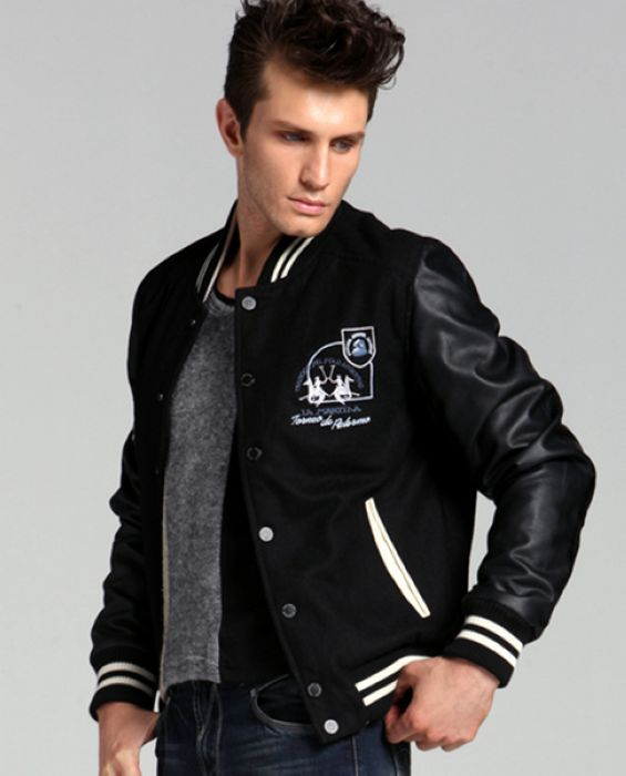 Find mens black varsity jackets at ShopStyle. Shop the latest collection of mens black varsity jackets from the most popular stores - all in one.
