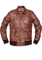 Bomber Jacket Leather