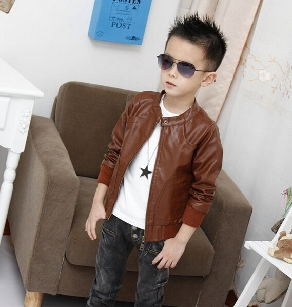Brown Leather Jackets – Jackets