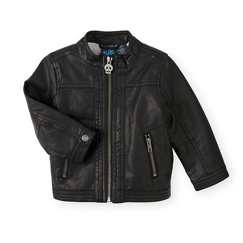 Find boys faux leather jacket at ShopStyle. Shop the latest collection of boys faux leather jacket from the most popular stores - all in one place.