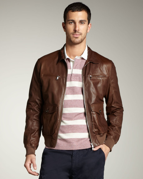Brown Bomber Jackets – Jackets
