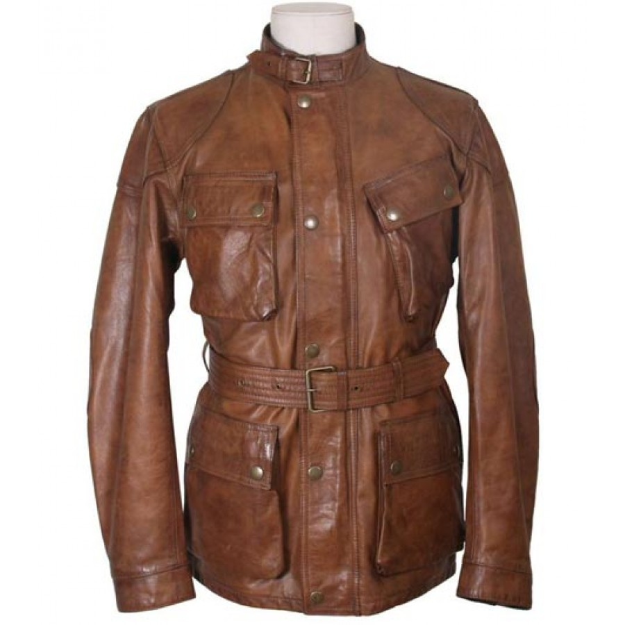 Brown Motorcycle Jackets – Jackets