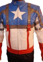 Captain America Motorcycle Jackets