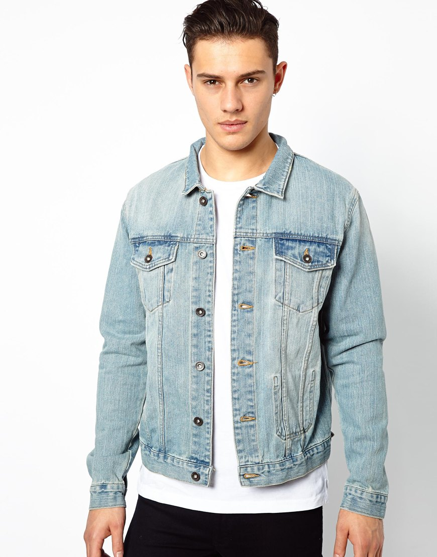 Denim Jacket Guys - My Jacket