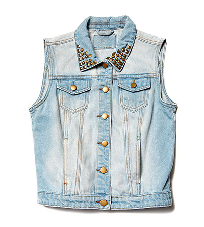Find and save ideas about Sleeveless denim jackets on Pinterest. | See more ideas about Sleeveless jean jackets, Jean vest and Denim vests.