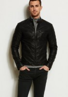 Faux Leather Jackets for Men