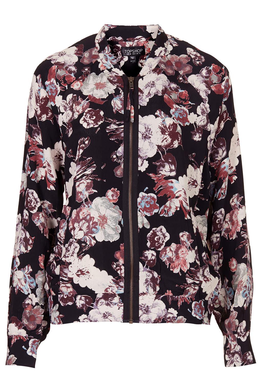 Floral Bomber Jackets – Jackets