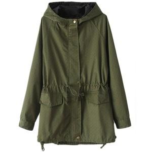 Green Parka Jackets – Jackets
