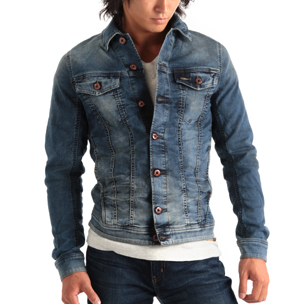 Vintage Denim Jackets Our vintage denim jackets come in a wide variety of washes and sizes, featuring favorite brands including Levi's, Lee, and Wrangler. They are all one of a kind, so grab your favorite while you can.