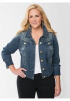 Jean Jackets for Women Plus Size